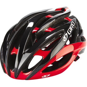 Giro Atmos II Fietshelm, bright red/black